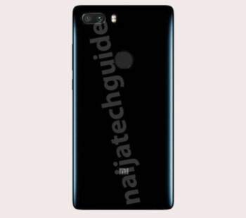 Is this the back of the Xiaomi Mi 7?