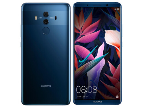Huawei Mate 10 Pro in Midnight Blue
