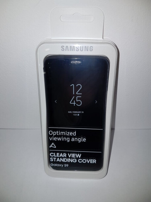 Clear View Standing Cover