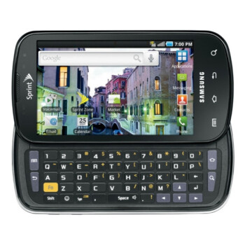 Samsung Epic 4G will be Sprint's second WiMAX phone with Android