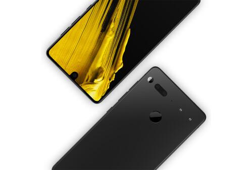 Essential Phone in Ocean Depths, Stellar Gray, Copper Black