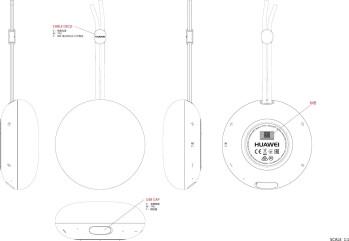 Huawei SoundStone Bluetooth speaker