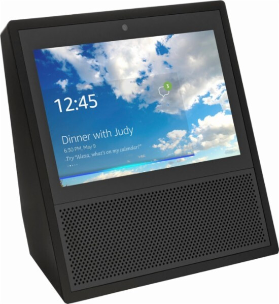Facebook is looking to compete with Amazon's top-selling Echo Show - Facebook said to be prepping a pair of smart speakers