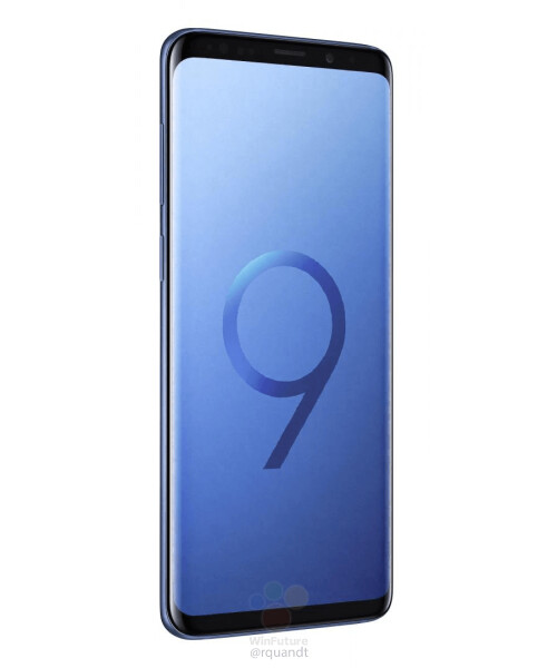 Galaxy S9 and S9+ press images