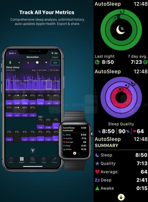 AutoSleep Tracker