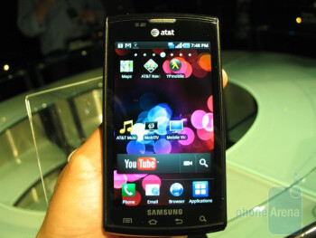 Samsung Galaxy S line launch event in New York City