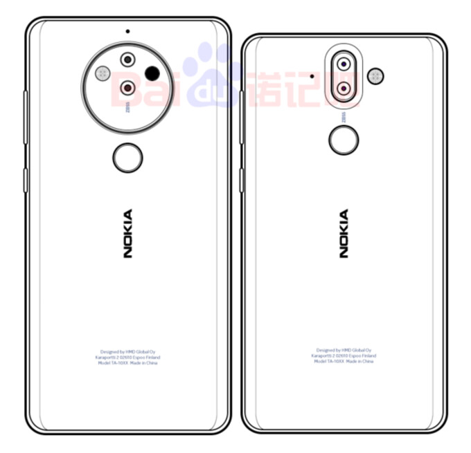 Nokia 8 Pro with Snapdragon 845 and a penta-lens camera might be in the works
