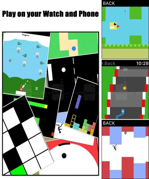 Mini Watch Games 20-in-1