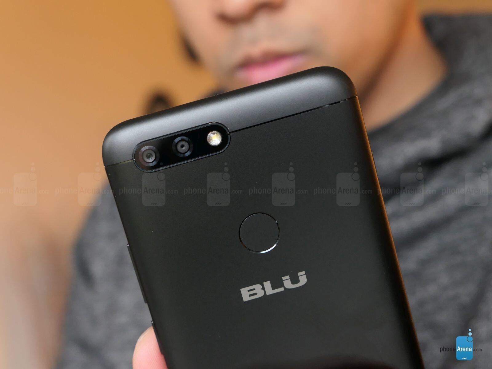 Kết quả hình ảnh cho BLU VIVO X hands on