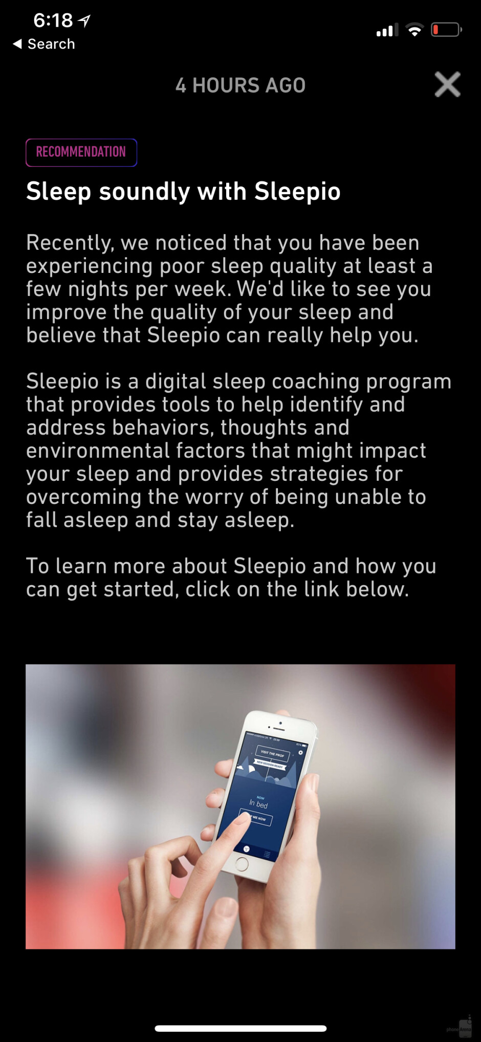 SleepScore Max hands-on: The best approach to sleep tracking?