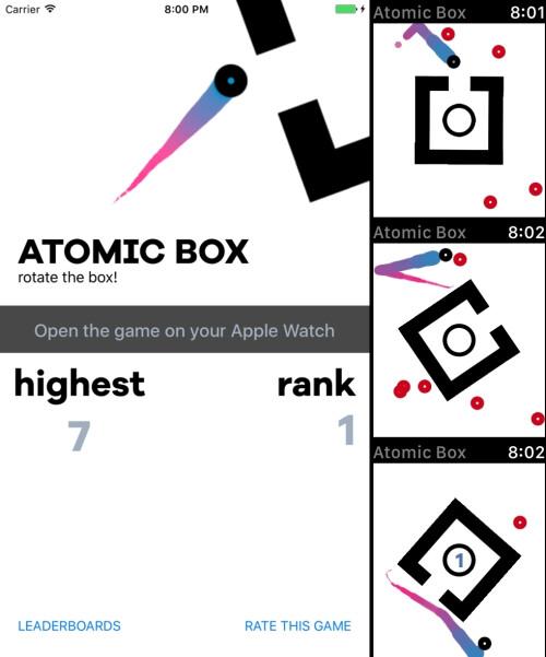 AtomicBox Arcade