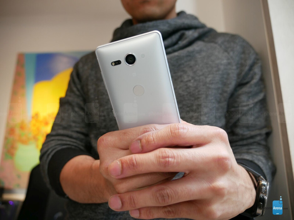 Sony Xperia XZ2 Compact hands-on