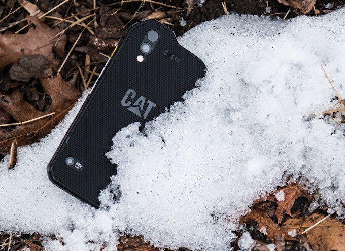 Cat has a brand new rugged phone with lasers and other super powers, and it costs $1,000