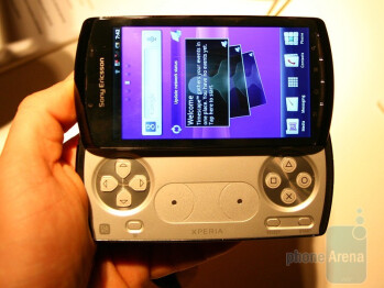 From L to R - Samsung Galaxy S II, LG Optimus 3D, and Sony Xperia Play.