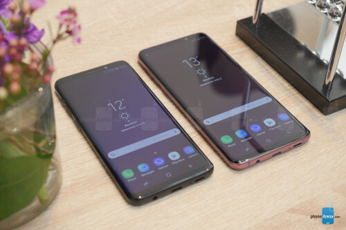 Galaxy S9 & S9+ image gallery