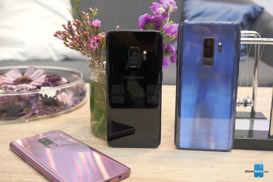 Samsung Galaxy S9 and S9+ hands-on: worthy of celebrity hands