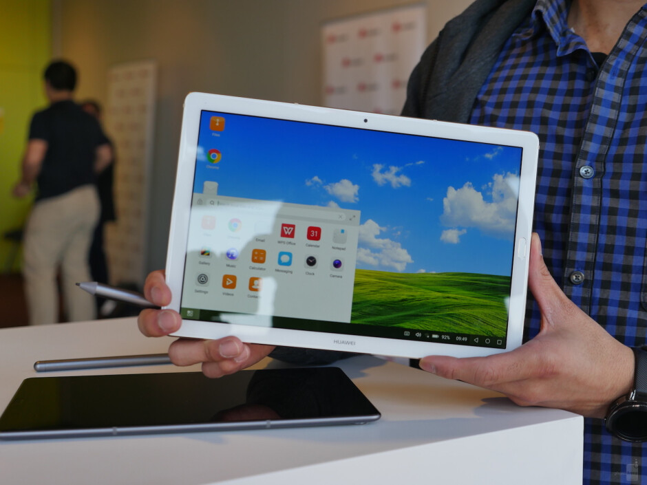 Huawei MediaPad M5 and M5 Pro Hands-On: Are Android tablets on the comeback?
