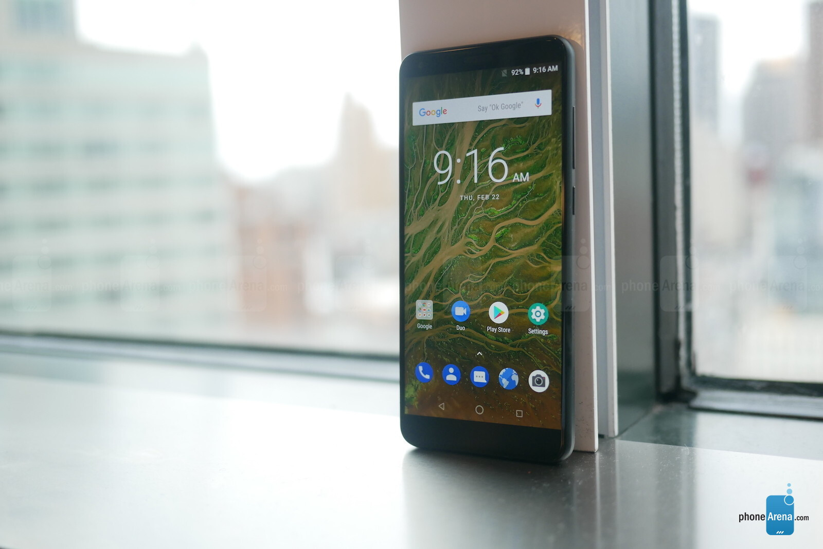 ZTE Blade V9 and V9 Vita hands-on:18:9 mid-rangers with ...