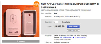 $100 rubber bumpers for the iPhone 4?