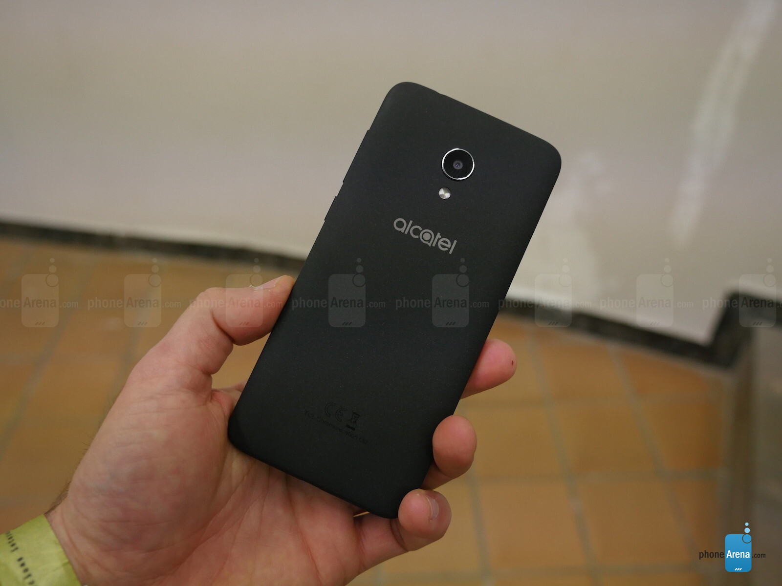 Alcatel 1X hands-on: the first Android Go phone ...