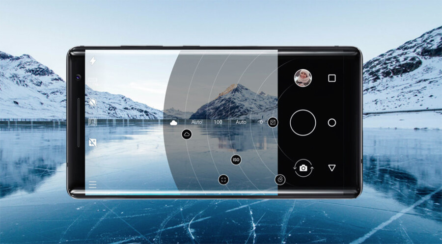 Image result for nokia 8 sirocco