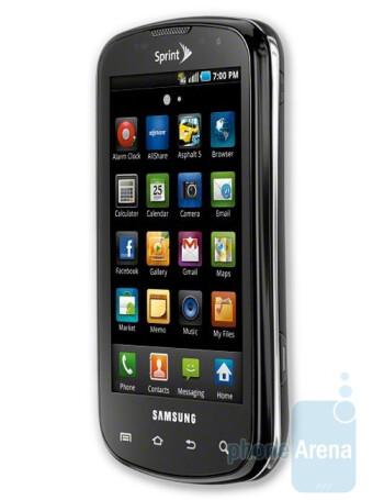 Sprint's Samsung Epic 4G