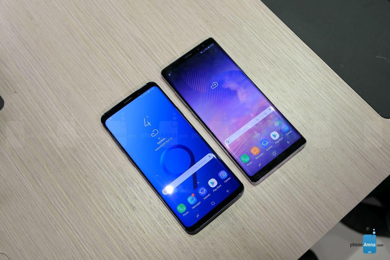 Samsung S9 Note