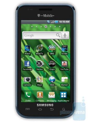 T-Mobile's Samsung Vibrant