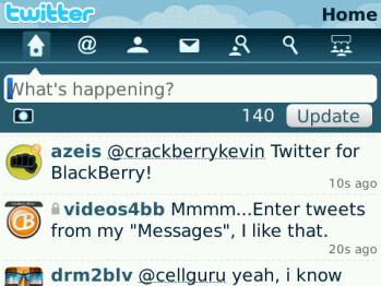 Twitter for BlackBerry about to have full launch with some changes