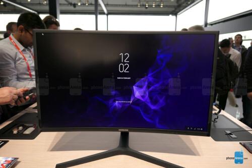Samsung DeX pad hands-on