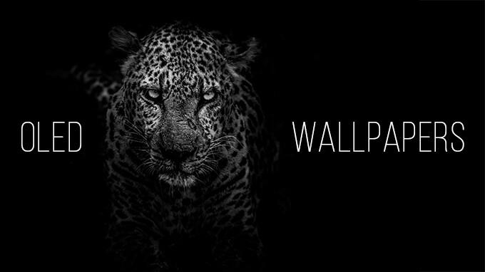 Beautiful, dark wallpapers perfect for OLED smartphones
