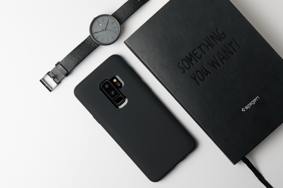 premium selection edb87 f1b2a Meet Spigen's lineup of cases for the Galaxy S9 and Galaxy S9+! ...