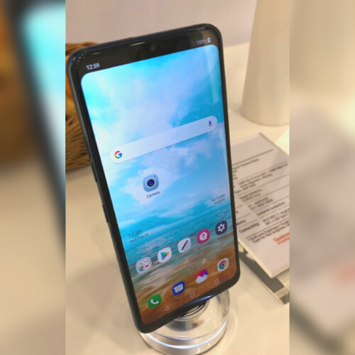 OnePlus 6 live images