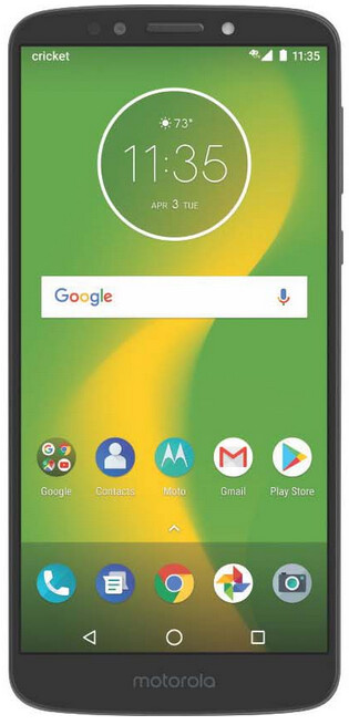 The Moto E5 Plus is believed to be coming to Cricket as the E5 Supra - Moto E5 Plus heading to Cricket as the E5 Supra?