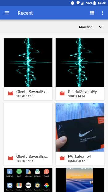 Hier erfahren Sie, wie Sie ein animiertes GIF- oder MP4-Video als Homescreen-Hintergrundbild ...