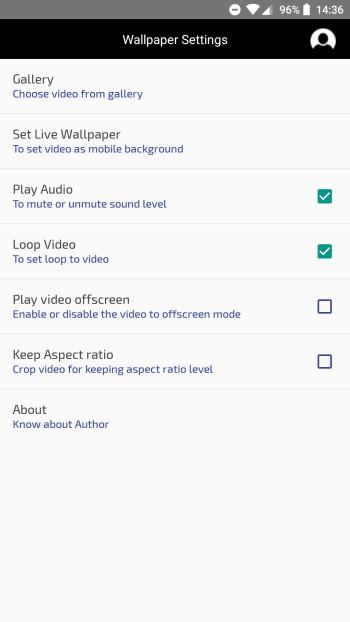 Hier erfahren Sie, wie Sie ein animiertes GIF- oder MP4-Video als Homescreen-Hintergrundbild (Android-Anleitung)