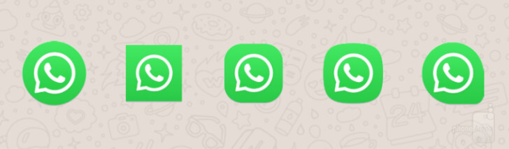 WhatsApp finally scores adaptive icons in compatible launchers