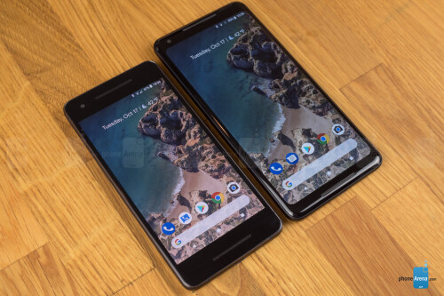 Google Pixel 2 & 2 XL – October 2017