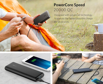 Anker PowerCore Speed 20000