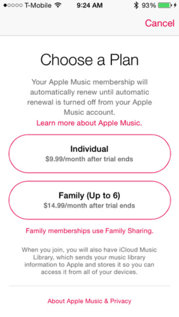 """Pricing for Apple Music - Apple hits 38 million paying subscribers to Apple Music; update on the """"Race to $1 trillion"""""""