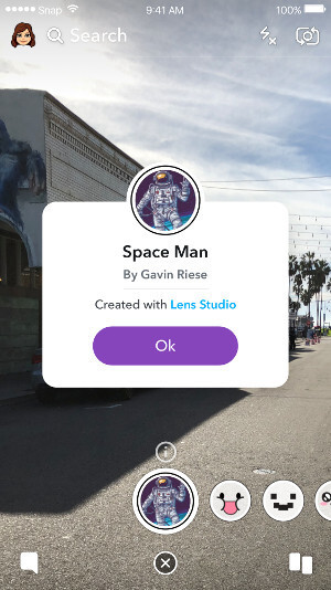 Snapchat will soon feature community created AR effects