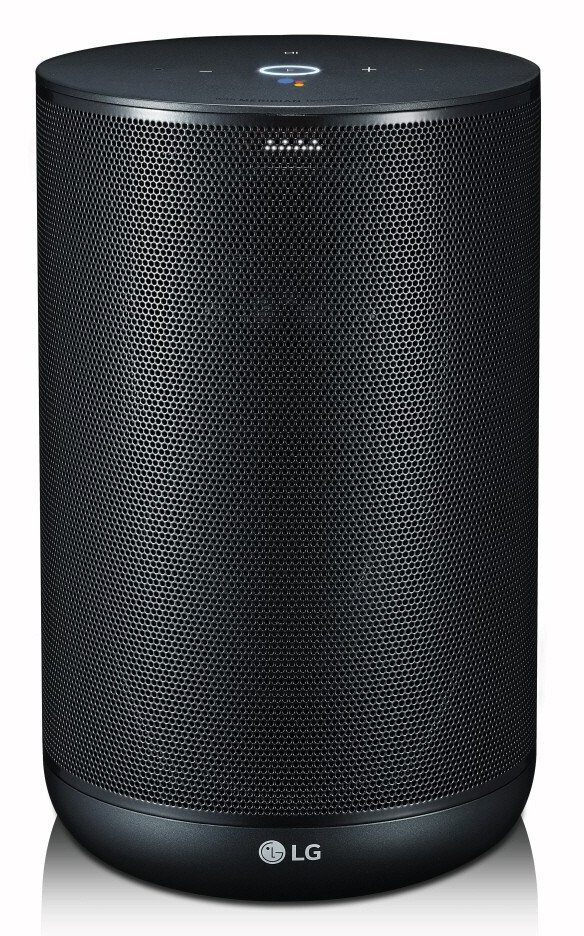 LG's smart speakers powered by Google Assistant go up for pre-order in the US
