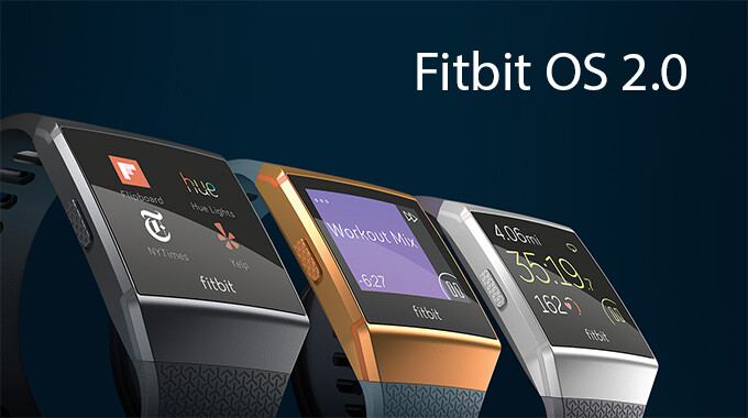 Fitbit OS 2.0 arrives on the Ionic: here's what's new