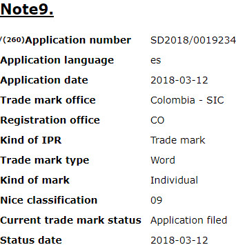 It's happening, Samboys! Galaxy Note 9 trademark application filed up... in Columbia