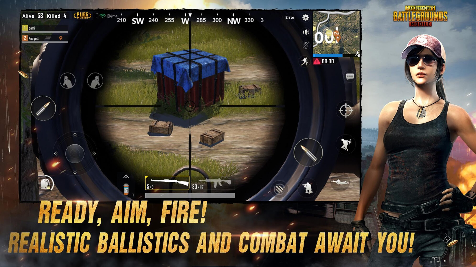 Pubg Spec Hd: PUBG Mobile Launched In The US On Android And IOS Devices