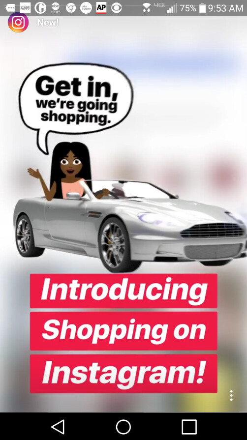 Instagram users in eight more countries can shop on the app starting today - Shopping on Instagram feature launches in eight more countries