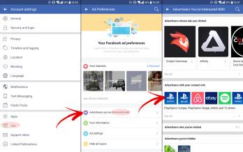 Wie man Facebook benutzt, ohne alle Ihre Daten zu verschenken