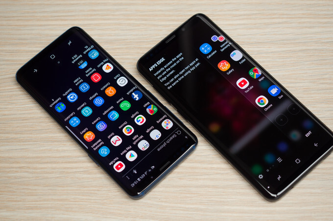"""Samsung is investigating Galaxy S9/S9+ """"dead"""" spot touchscreen issues"""