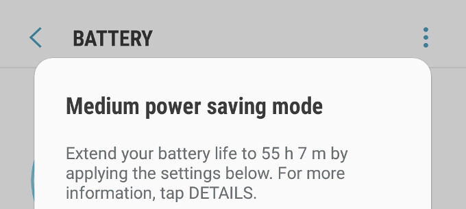 Here's how to get longer battery life on your Galaxy S9