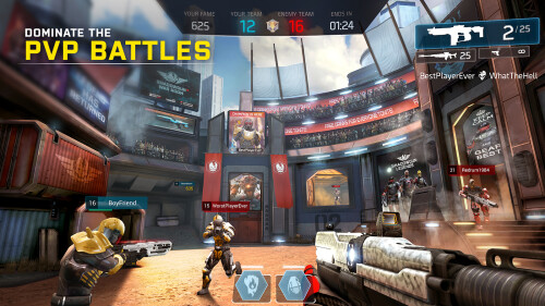 Shadowgun Legends for Android